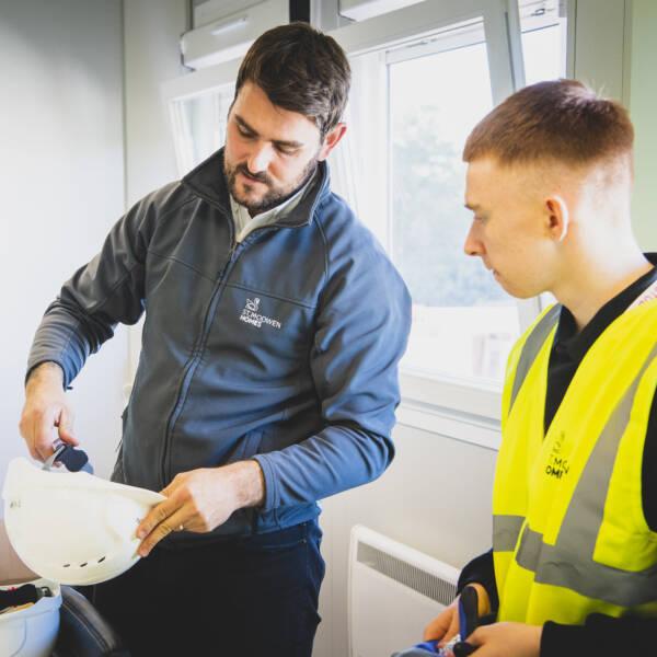 St. Modwen Homes tackles the UK's construction skills shortage image